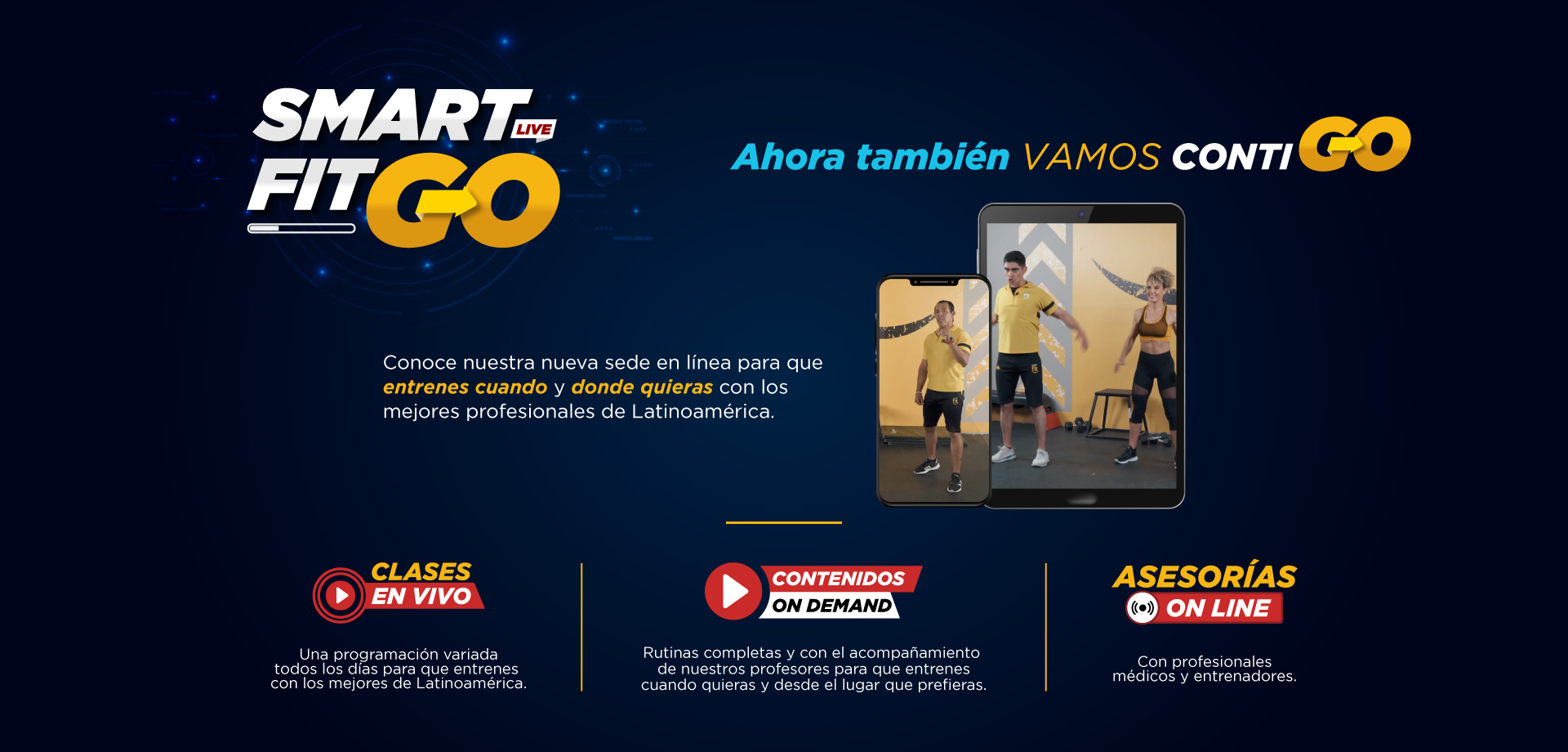 Smart Fit Go